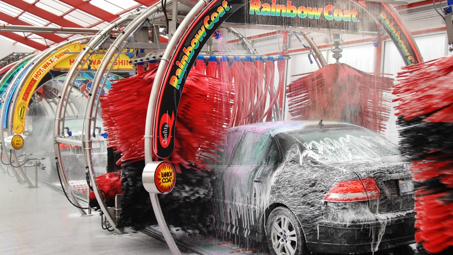 Car Wash Equipment and Design