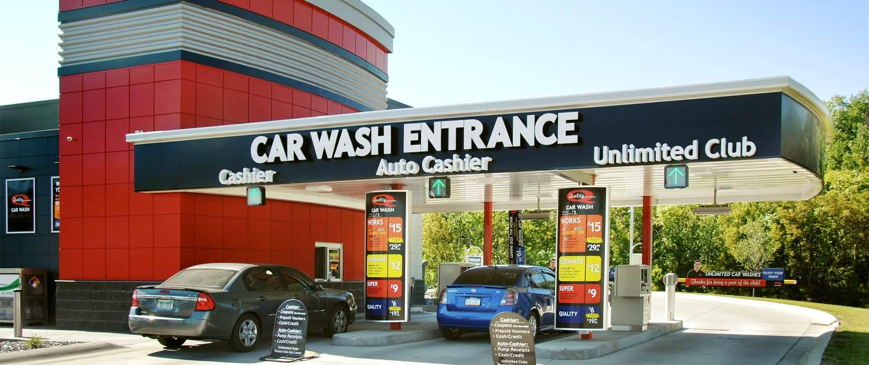 Self Service Car Wash Convenience