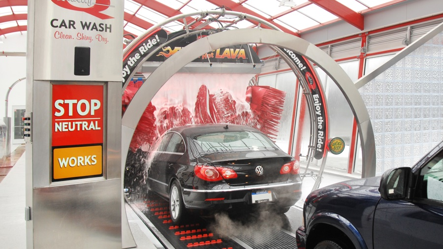 Carwash Loading Module
