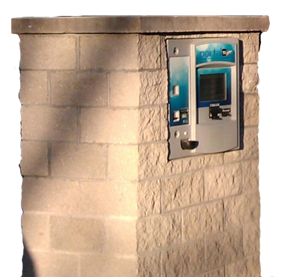 Car Wash Pay Station Rehabilitation