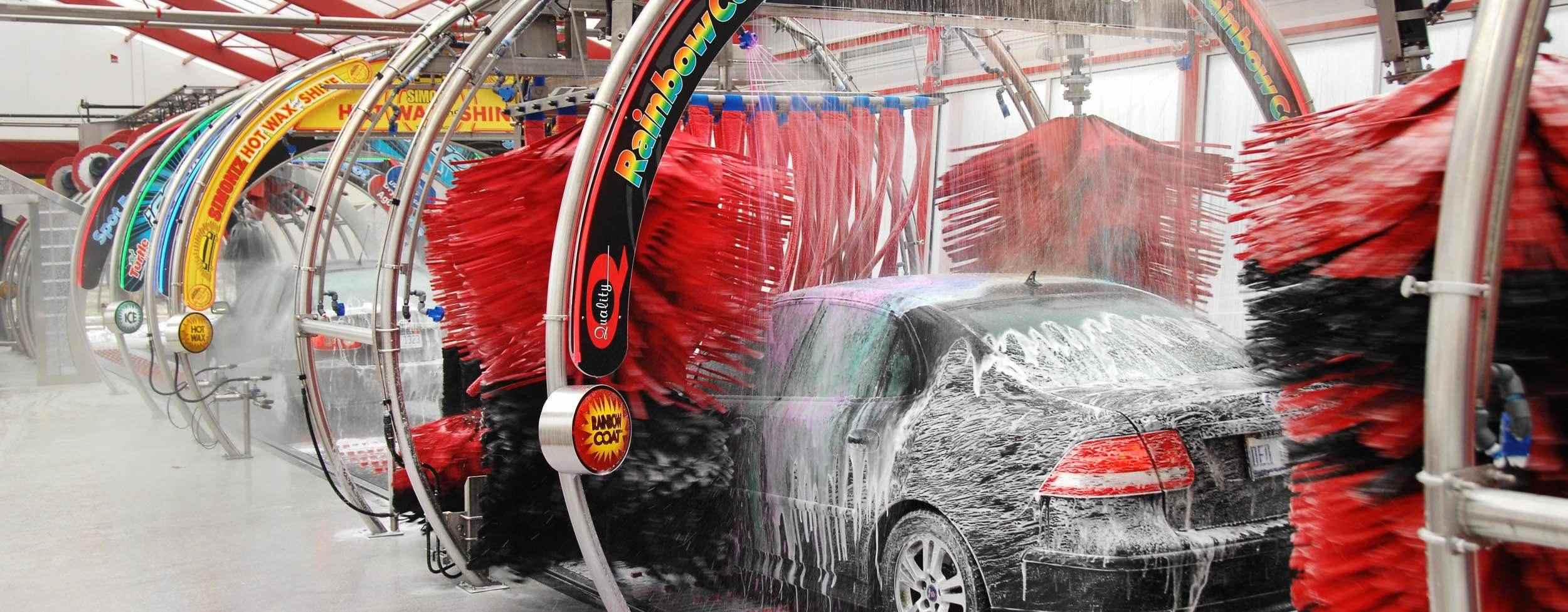 Tommy Car Wash Systems